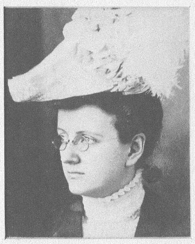 Edith Chinnock Wild