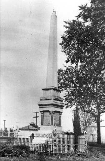 jaybird monument
