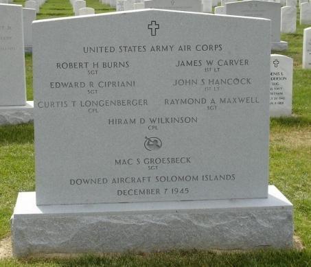 groesbeck grave